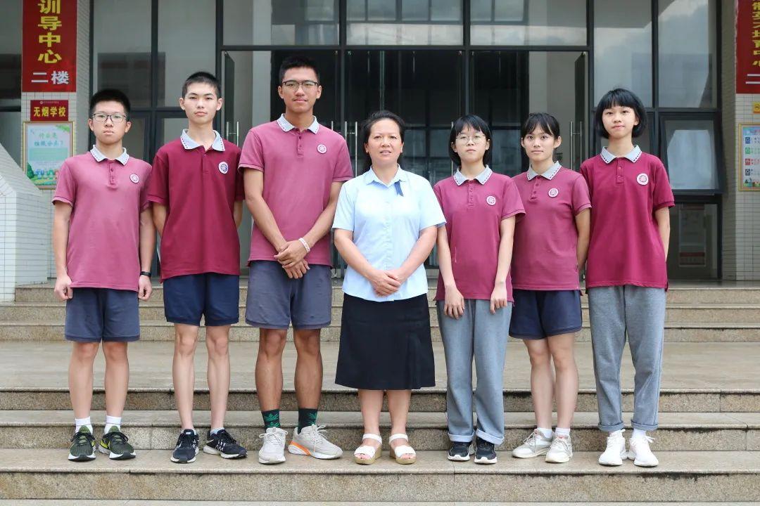 湛江北附:初中学部英才辈出——九年级20名学生被湛江一中实验班提前预录