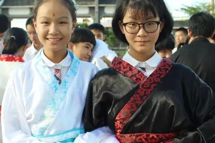 湛江北附七年级第一学期班级风采汇总(点击观看)