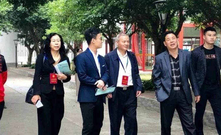 湛江北附:湛江市人大代表视察调研学校教育工作