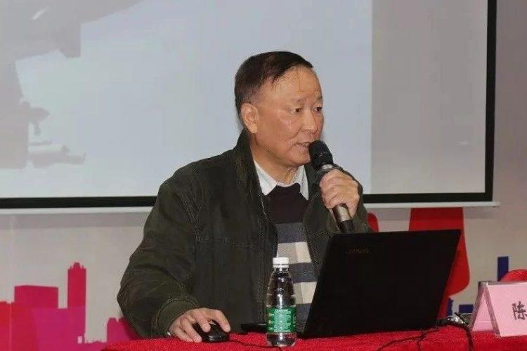 湛江北附:院士专家陈洪教授给我校中学生做科普报告