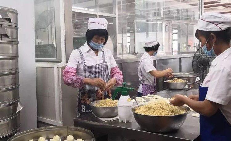 湛江北附:严防病从口入  确保学生安全
