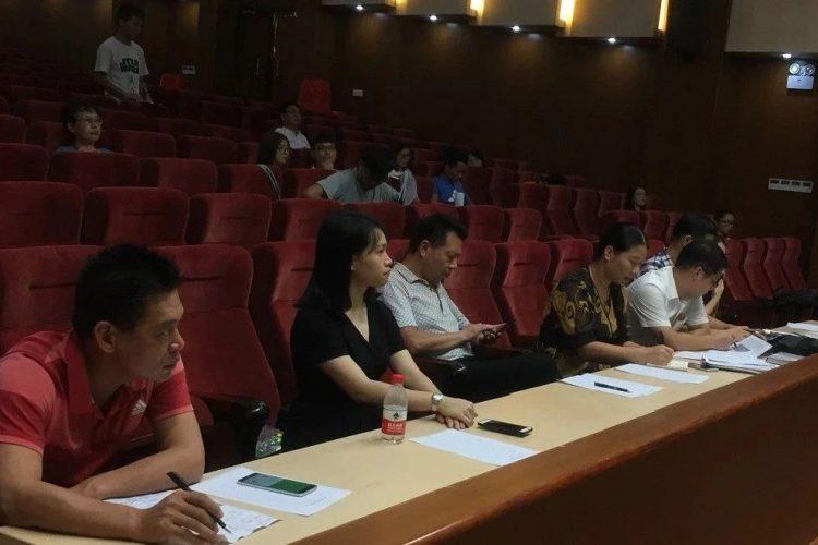 湛江北附:高中部班主任工作分享交流会