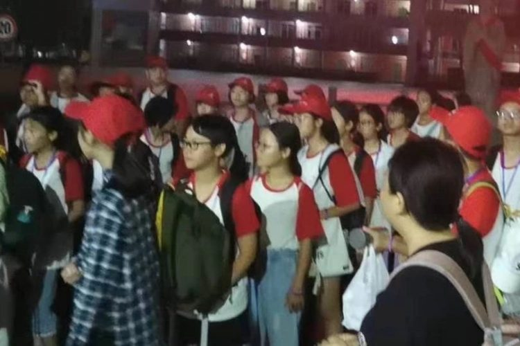 湛江北附:北京励志游学夏令营第七天——衣锦还乡