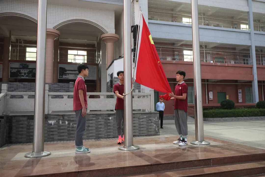 湛江北附:新征程,新起点——2020—2021学年度第二学期开学典礼