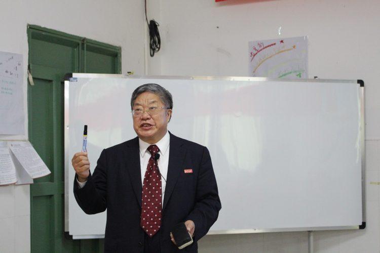 湛江北附2017年新教师岗前培训系列报道(十)