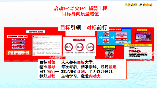 湛江北附:魅力高中招生火爆中