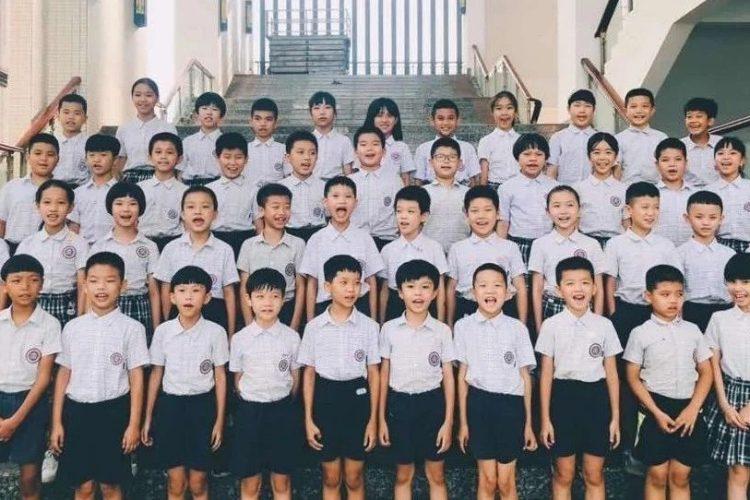 湛江北附:小学部 | 许一个美好的愿望–期末动员大会暨颁奖典礼&升级礼